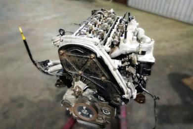 Ремонт дизельного двигателя KIA Sorento D4CB (2.5 CRDI)