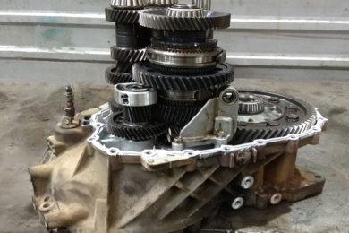 Ремонт механической коробки передач (МКПП) KIA SORENTO (BL) 2002-2009