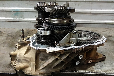 Ремонт механической коробки передач МКПП HYUNDAI SANTA FE