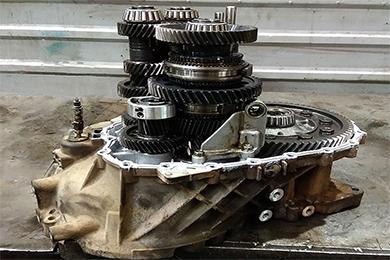 Ремонт механической коробки передач МКПП KIA CERATO