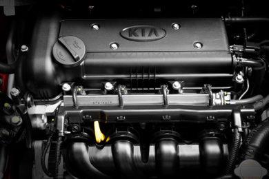 Ремонт двигателя KIA RIO 2011- / HYUNDAI SOLARIS