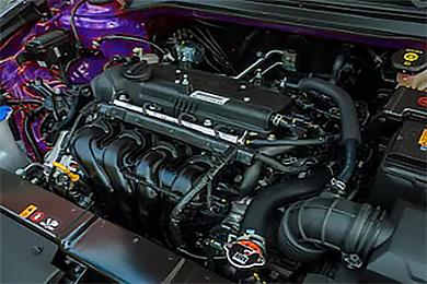 Ремонт бензиновых двигателей KIA HYUNDAI