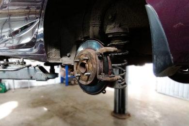 Ремонт тормозной системы HYUNDAI ELANTRA